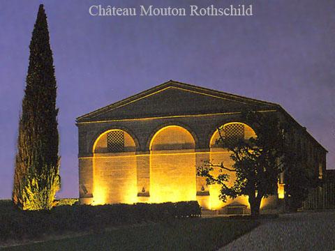 Винный туризм в Bordeaux. Фото пяти шато Premier Grand Cru Classe