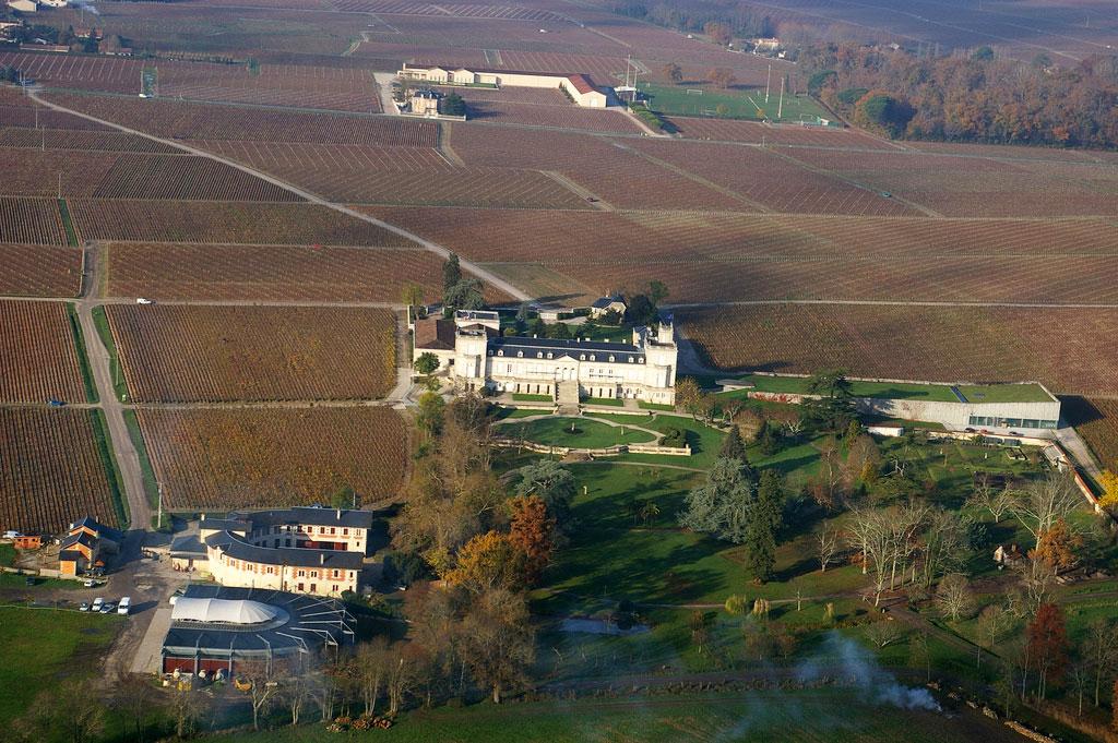 Jamie-Goode_Bordeaux_2 - Винный туризм - Бордо с высоты птичьего полета | Блог о вине