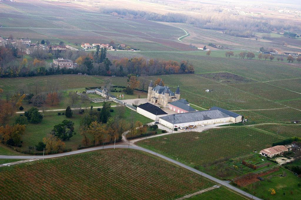 Jamie-Goode_Bordeaux_3 - Винодельческий регилн Бордо с высоты птичьего полета | Блог о вине