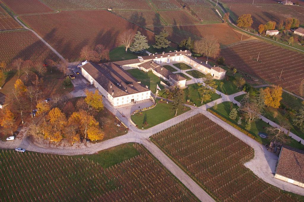 Jamie-Goode_Bordeaux_4 - Фотографии шато Бордо с высоты птичьего полета | Блог о вине