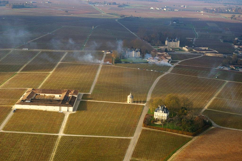 Jamie-Goode_Bordeaux_5 - Фотографии виноградников Бордо с высоты птичьего полета | Блог о вине