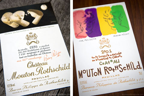 Chateau Mouton-Rothschild - The Museum of Wine in Art - Book - Винный туризм в Bordeaux l Блог о вине Беаты и Алекса
