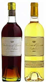 Chateau-d'Yquem-Bottles