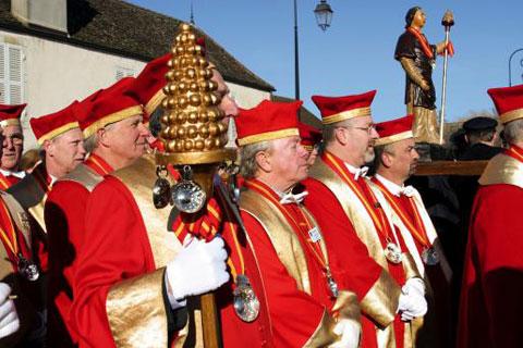 День Cвятого Винсента, покровителя виноделов, в программе винного туризма