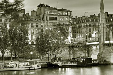 Винный и гастрономический туризм. La Tour d'Argent, Серебряная Башня Парижа