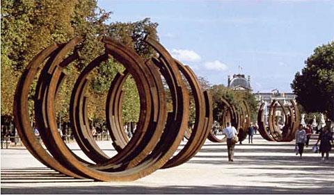 bernar-venet-2003