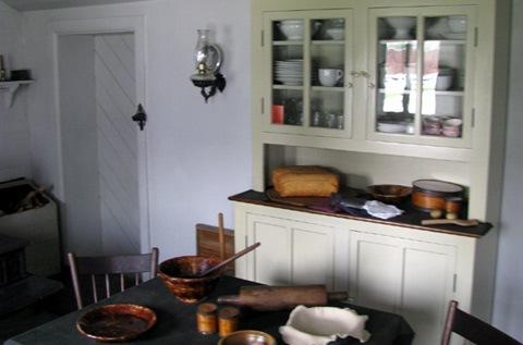 кухня из дома генри форда