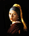 Девушка с жемчужной сережкой. Скарлетт Йоханссон в одноименном фильме 2003 года