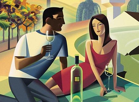 Дизайн винной этикетки для австралийского вина Preece wines