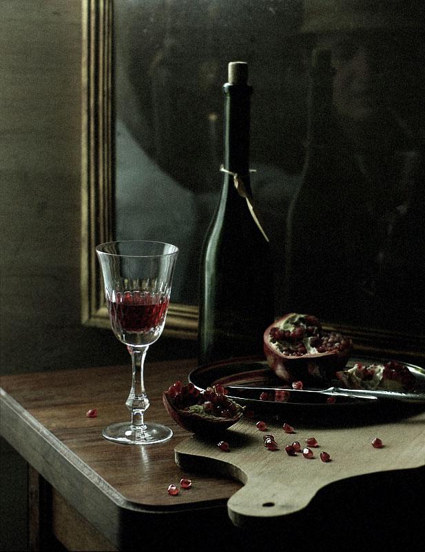 06_натюрморт - Фотография, вино, бутылка | Блог о вине Беаты и Алекса