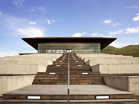 Bodega-Baigorri_Iñaki-Aspiazu - Архитектура виноделен Испании | Блог о вине Беаты и Алекса