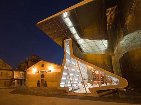 Bodega-López-de-Heredia_Zaha-Hadid - Архитектура виноделен Испании | Блог о вине Беаты и Алекса