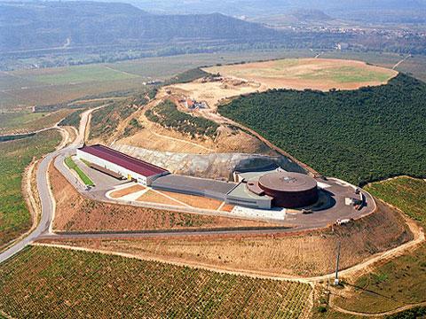 Bodega-Viña-Real_Philippe-Mazieres - Архитектура виноделен Испании | Блог о вине Беаты и Алекса