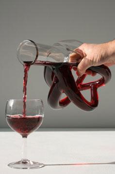 Французский парадокс. Декантеры в виде сердца - Вино и дизайн | Блог о вине