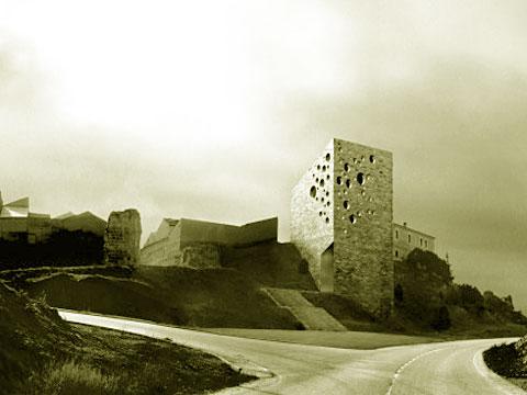 Headquarters-of-the-RBGO_Ribera-del-Duero_Barozzi-Veiga - Архитектура виноделен Испании | Блог о вине