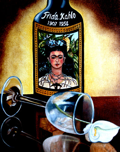 8_Frida-Kahlo-Wine-Label