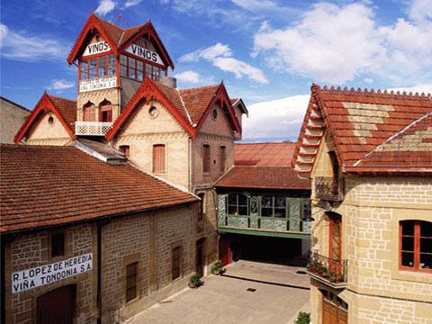 Башня Txori Toki, бодега Лопес де Эредиа, конец 19 века - Блог о вине Беаты и Алекса