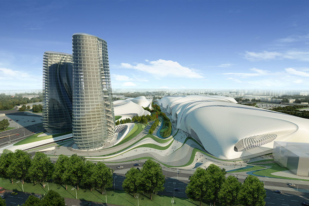 Zaha-Hadid_Cairo-Expo-City_Cairo-Egypt_project_2009 - Блог о вине Беаты и Алекса