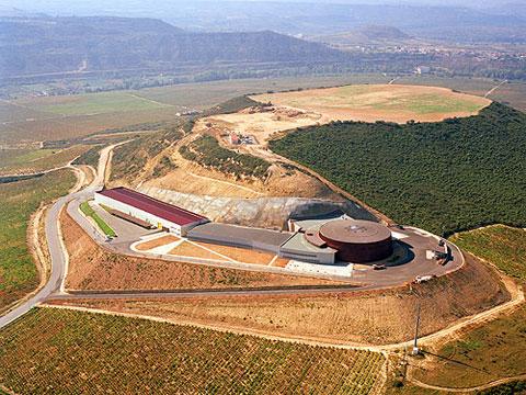 Винный туризм в Блоге о вине - Современные винодельни Испании