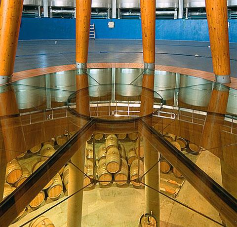 Винный туризм - Современные винодельни Испании - Блог о вине Беаты и Алекса