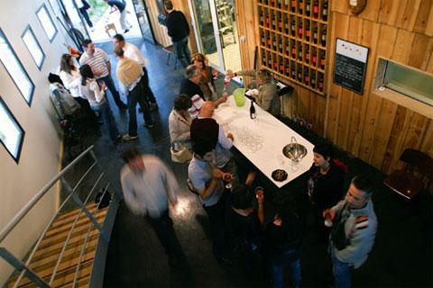 Винный туризм - винодельня Филиппа Мазьера l Блог о вине Беаты и Алекса