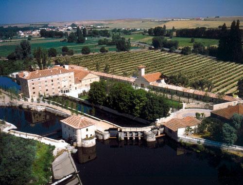 Винный туризм - Hacienda Zorita - 10 лучших винных отелей Европы | Блог о вине Беаты и Алекса