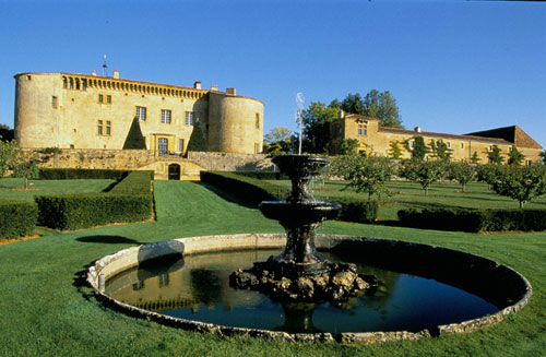 Винный туризм - Chateaude-Bagnols - 10 лучших винных отелей Европы | Блог о вине Беаты и Алекса