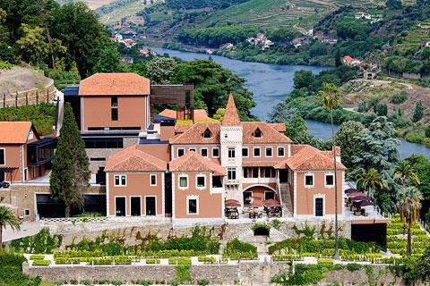 Винный туризм - Aquapura - 10 лучших винных отелей Европы | Блог о вине Беаты и Алекса