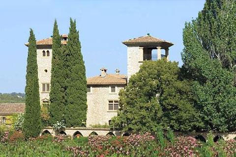 Винный туризм - Chateau de Berne - 10 лучших винных отелей Европы | Блог о вине Беаты и Алекса