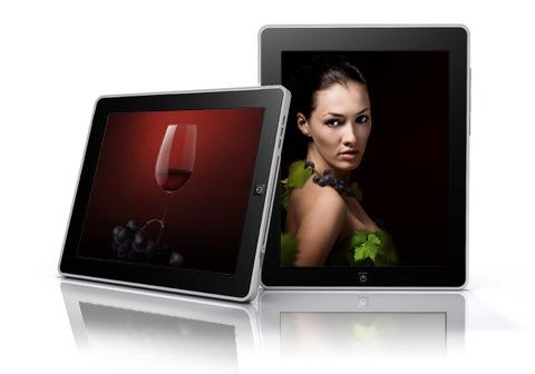 оригинальные обои для iPad | Блог о вине