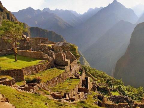 Machu Picchu. Мачу Пикчу