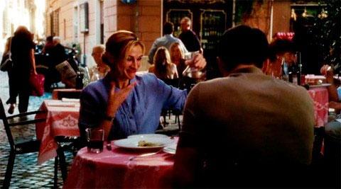Кино и вино. Кадры из фильма Ешь, молись, люби. Способ выучить итальянский от Джулии Робертс