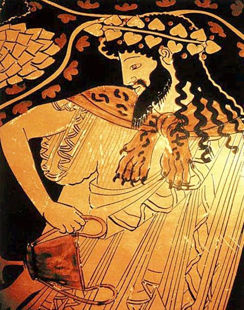 Дионис, Вакх, культ Диониса