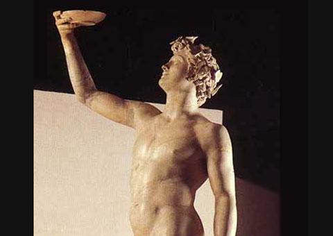 Празднующий Дионис