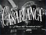 Кино и вино. Кадры из фильма Касабланка. Романтический ужин дома с шампанским