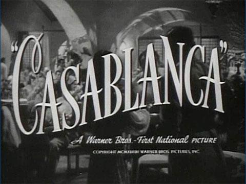 Кино и вино. Кадры из фильма «Касабланка». Романтический ужин дома с шампанским