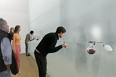 Стена запахов - Запах вина - Аромат вина - Винный аромат