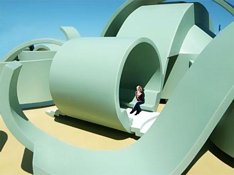 Экологическая архитектура виноделен
