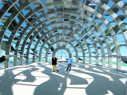 Экологическая архитектура виноделен - Блог о вине Беаты и Алекса