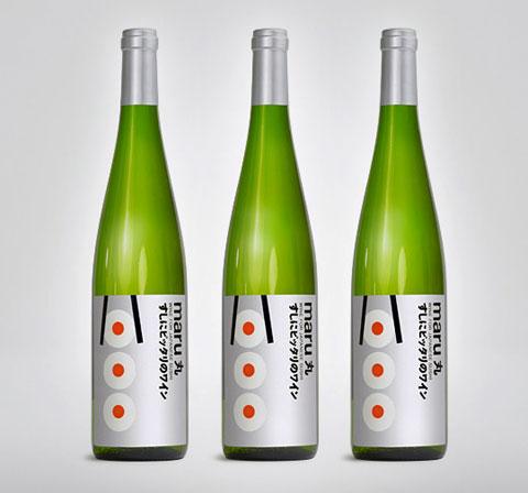 Вино и еда. Дизайн винной этикетки
