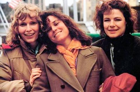 Кино и вино. Кадры из фильма Вуди Аллена «Ханна и ее сестры». Вино в опере?