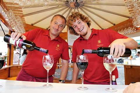 Иоганн Вольфганг Гете. Фестиваль вина в Веймаре