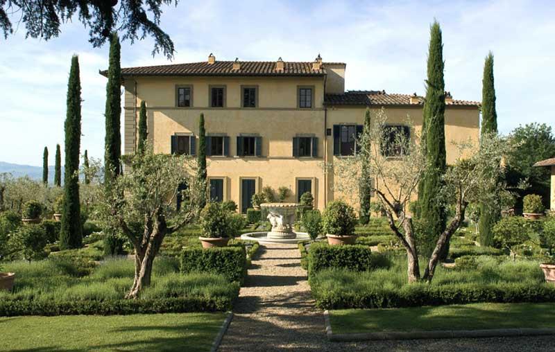 Стинг Тоскана вино еда музыка