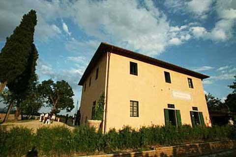 Стинг Тоскана вино музыка