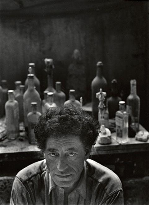 Великие фотографы Арнольд Ньюман