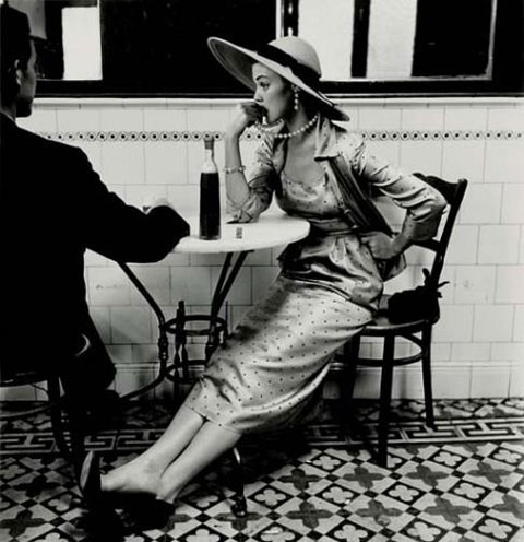 Великие фотографы Ирвин Пенн