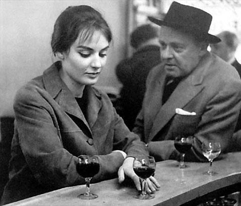 Робер Дуано - Жак Превер, Париж, 1955