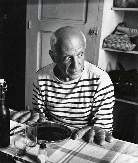 Робер Дуано - Пикассо, руки-хлеб