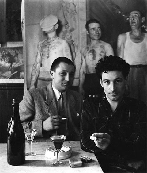 Robert Doisneau - Robert Giraud, 1950s