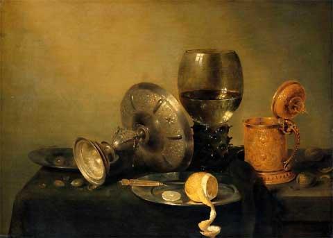 1634 - Willem Claesz Heda